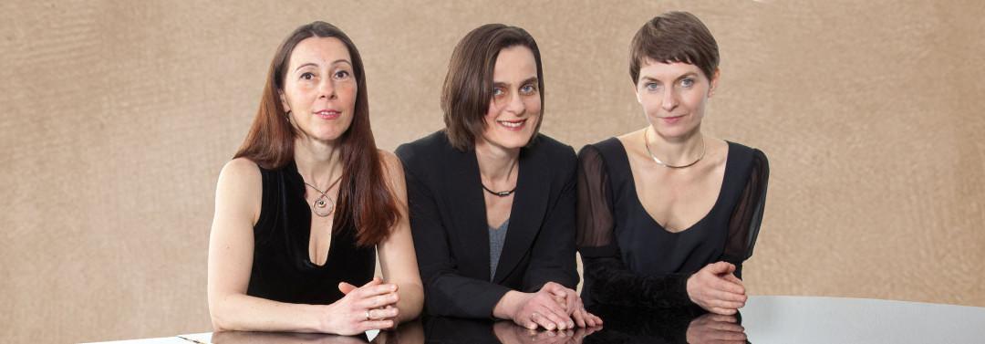 Subéja Trio - Funkelnde Klangfläschen